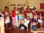 Ativ. Lúdicas na Casa de Saúde da Criança -Semana da Criança feita