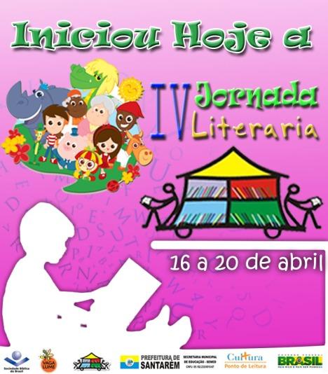 IV Jornada Literária